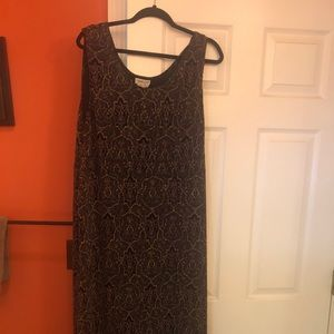 SALE!!-Cold water Creek maxi dress